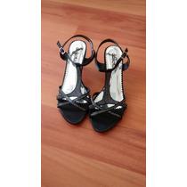 Zapatos Nuevos De Fiesta Negros.