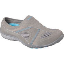 Relaxed Fit Breathe Easy Down To Earth Slip-on Skechers