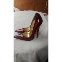 Zapatos De Taco Aguja De 15cm Italianheels