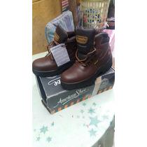 Zapatos De Seguridad American Shoe N°42