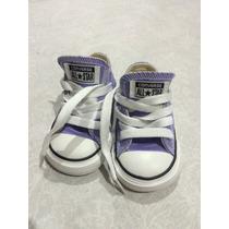 Zapatos Niña Converse Talla 4 Originales Nuevos!