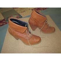 Zapatos De Cuero Chileno Nº 37