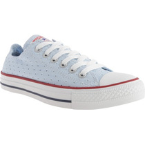 Chuck Taylor All Star Low Perfed Canvas Sneaker Converse
