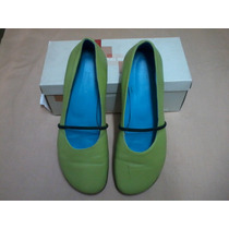 Zapato De Mujer Taco Bajo Syb, Talla 38