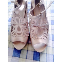 Zapatos Mujer Sandalias Nº37 Chalas Para Destacar