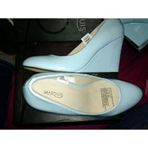Zapatos Marquis Nuevos En Caja