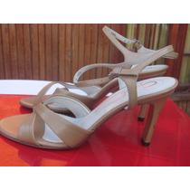 Gacel,calzado Chalas, Nuevas, Nº 37, Cuero 100%