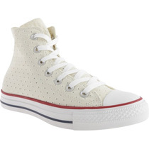 Chuck Taylor All Star High Perfed Canvas Sneaker Converse