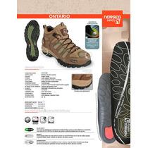 Zapatos De Seguridad Norseg Nuevos