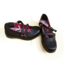 Zapato Escolar Barbie