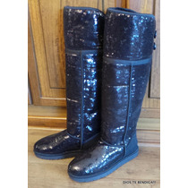 Ugg Australia Bailey Button Sequin Sparkles Bucaneras