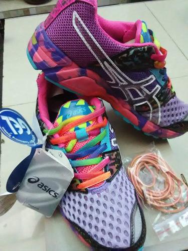 calzados deportivos marca asics