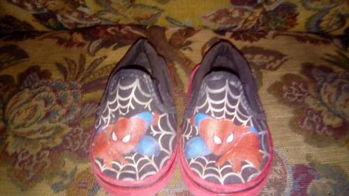 calzados para niños