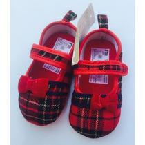 Zapatos Zapatillas Mothercare Navidad De Bebe