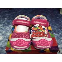Zapatos Bubble Gummers Niña N° 20