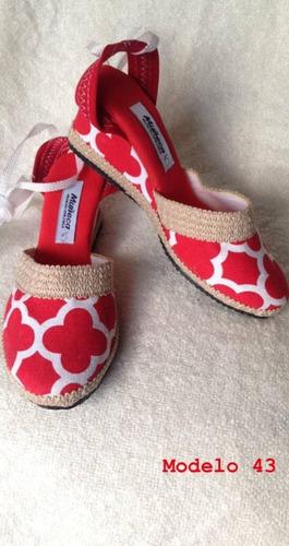 calzados zapatos cocuizas sandalias shoes alpargatas cholita