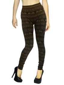 dfe8cb102 Calza/pantalón Grueso Para Invierno De Mujer