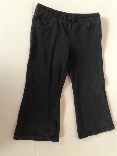 calzas carters algodon color negras talle 2
