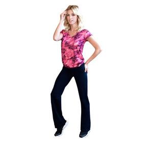 9b6a42877 Calzas Clasicas Deportivas Mujer Full Plex Con Cintura Ancha