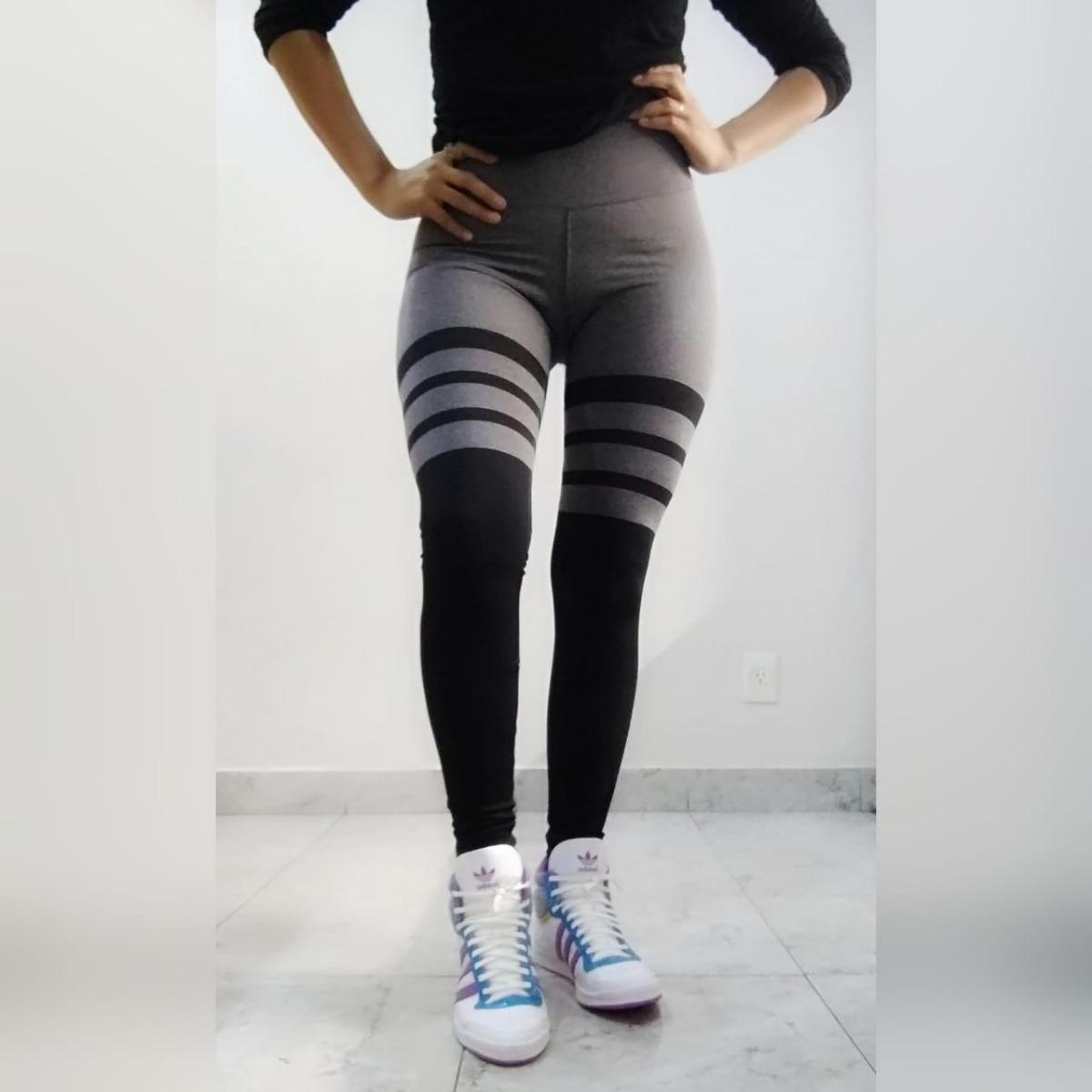 Calzas Deportivas De Mujer Lycra Running Training Zumba -   729 021f80540615