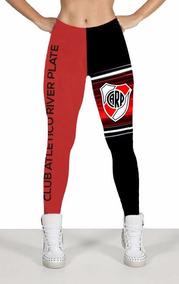 482188af9b62 Calzas Deportivas. River Plate