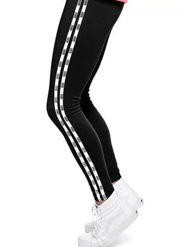 calzas legging flat pink victoria´s secret