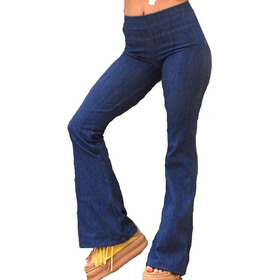 Calzas Simil  Jeans Especiales/grandes Oxford 2 Al 9