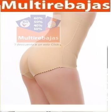 calzon con relleno aumenta cola y aplana abdomen