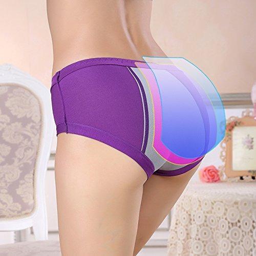 calzoncillos de período menstrual para mujeres ropa interior