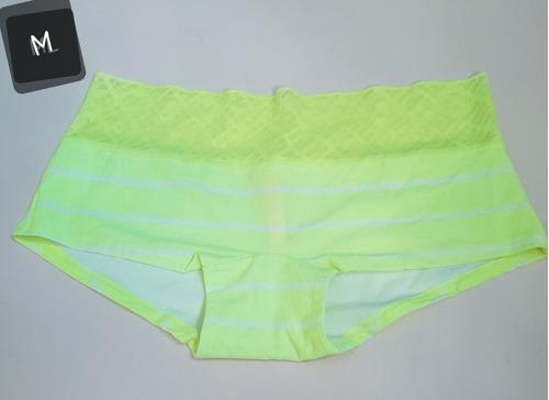 calzones victoria secret & pink mujer talla medium americana