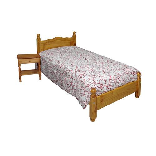 cama 1 plaza barulich cedro