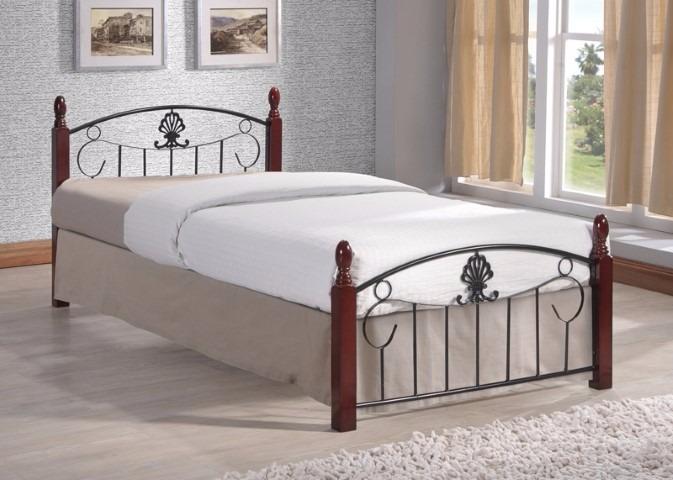 Cama 1 plaza madera y ca o posee 6 patas de apoyo modelo for Precio cama 1 plaza