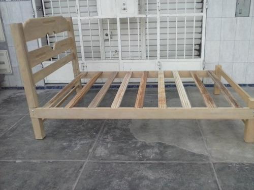 cama 2 plazas alta capirona ( articulo nuevo )