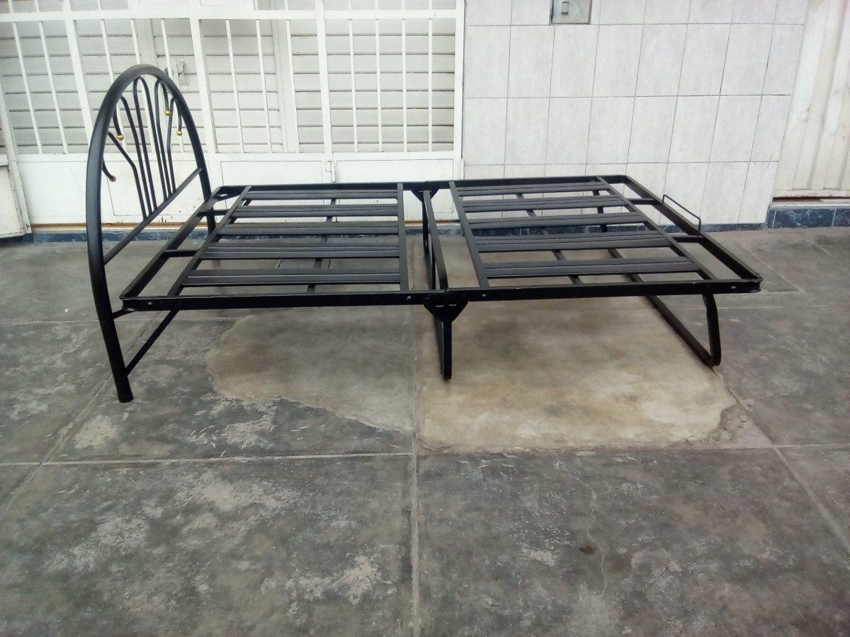 Cama 2 plazas bayeta x desarmables nuevo s for Cama 2 plazas oferta
