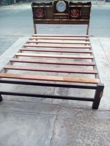 cama 2 plazas capirona ( nuevo )
