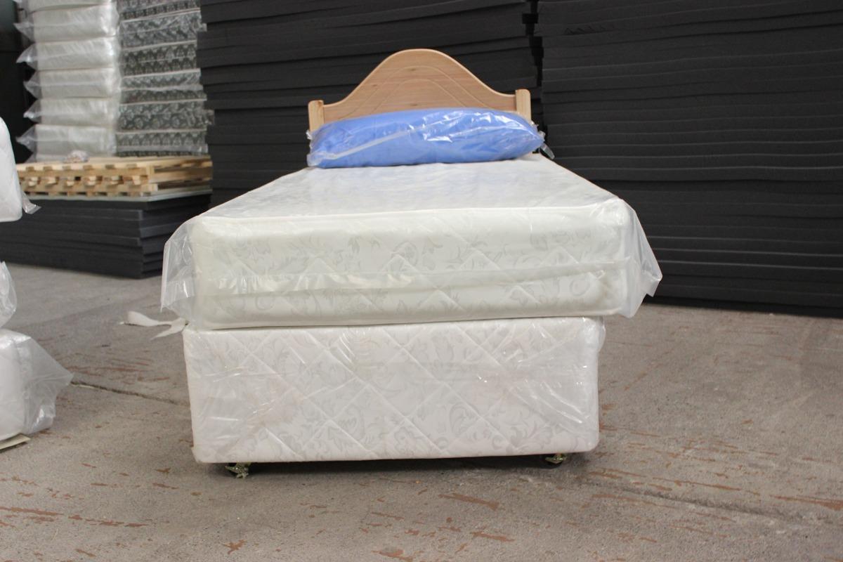 Oportunidad unica cama americana 1 plaza en for Cama americana