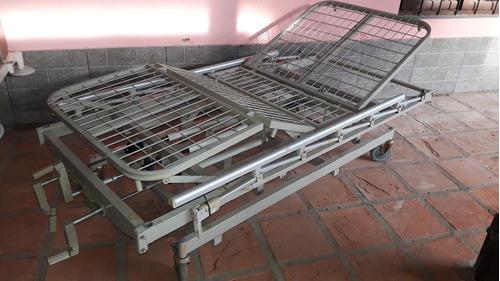cama articulada mecánica,como nueva!!!