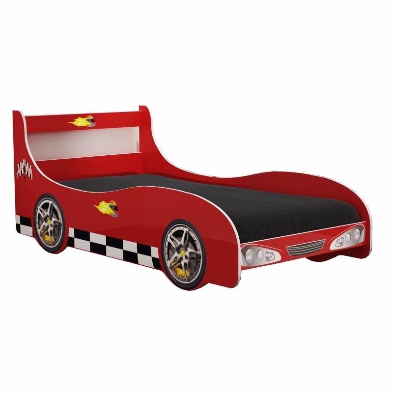 Cama auto cama infantil con forma de auto 100 - Cama en forma de auto ...