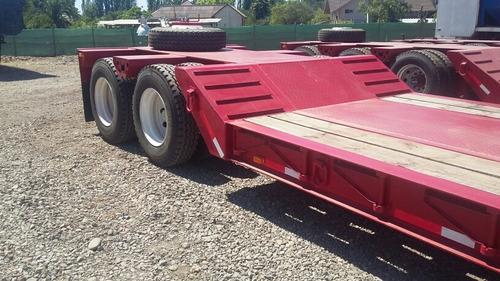 cama baja trailer services 2020  30 toneladas