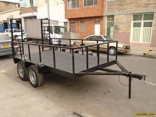cama baja trailers