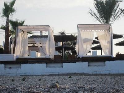 cama balinesa hierro tipo cubo interior exterior 1m anchox2m