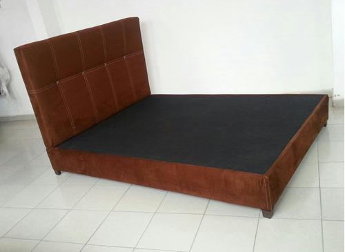 cama base cabecera