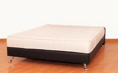 cama base y colcho ortopédico+regalo+gratis envió medellin