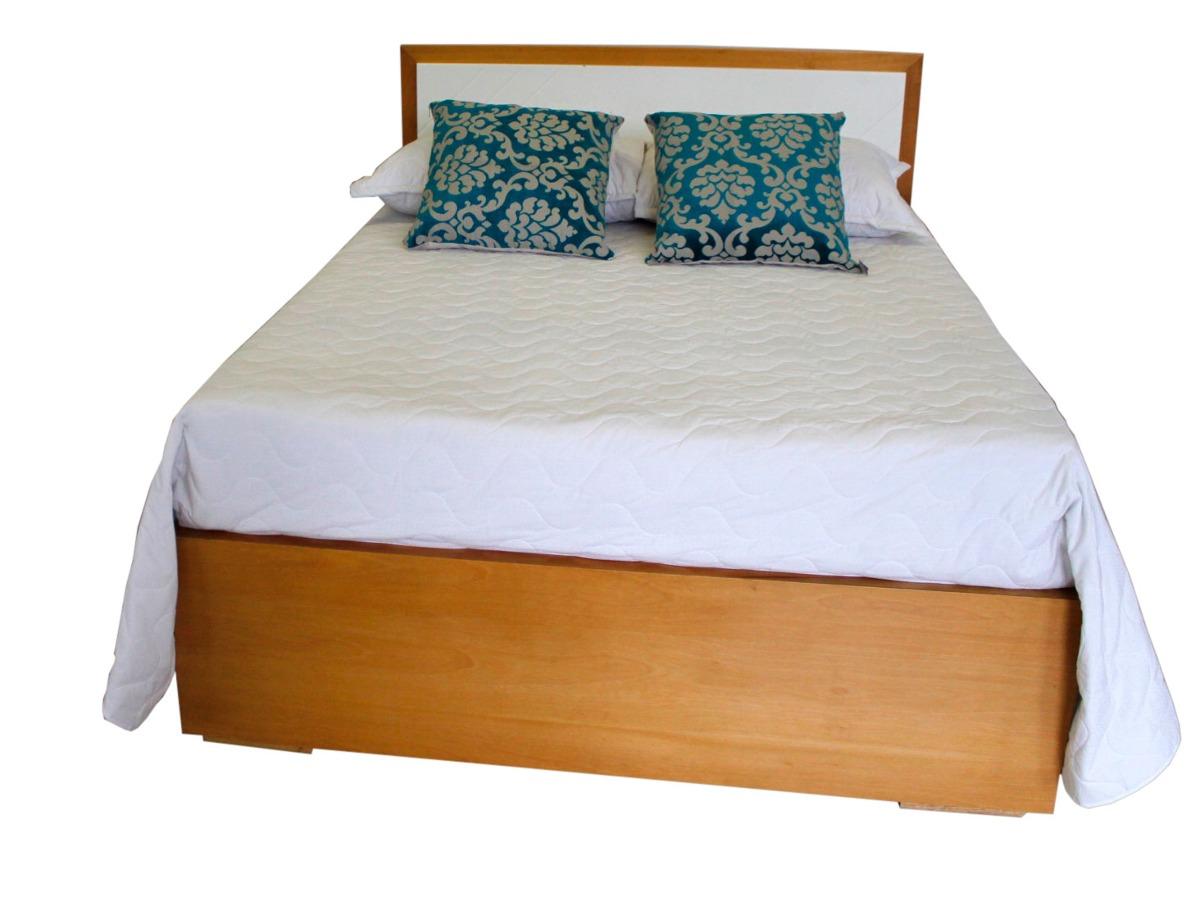 Cama Begonia 1.40 Muebles Juventud - $ 985.000 en Mercado Libre