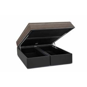 932af3ff8a Colchão Líder Queen Pocket + Box Colchobel Queen - Cama Box em Rio ...