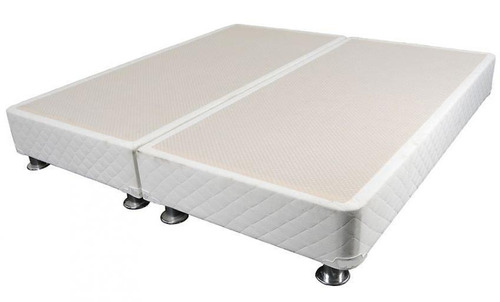 cama box tarima de 3 plazas king + colchon alta gama nuevo