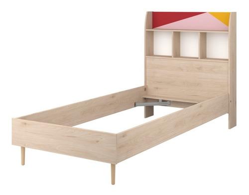 cama cabecera base para