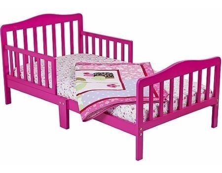 cama camita infantil madera americana dream on me niña