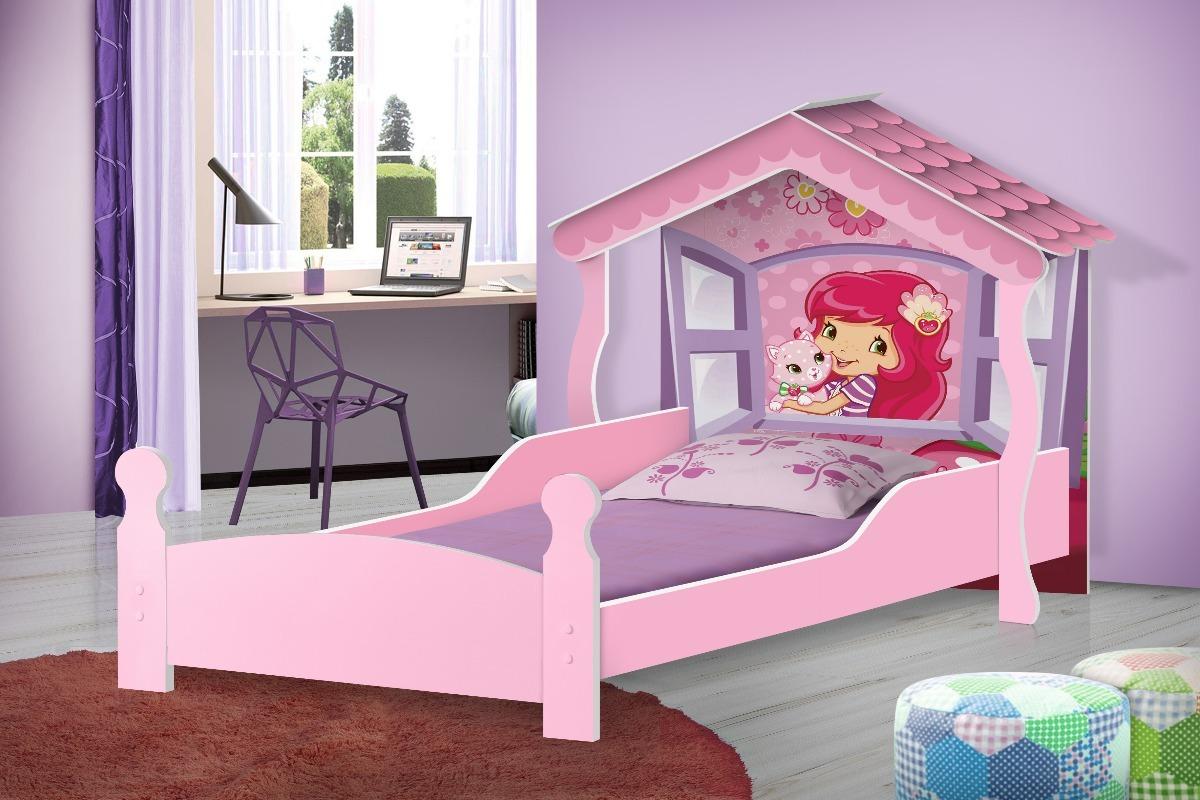 a69eae98db Características. Marca J A Móveis  Modelo Moranguinho  Tipo de cama Casa  Moranguinho ...
