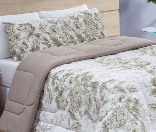 cama casal roupa